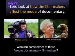 Documentary Meme - modes of documentary