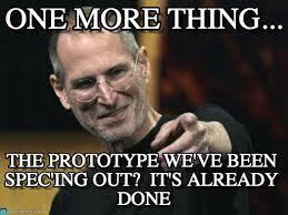 One More Thing Meme - one more thing steve jobs meme on memegen