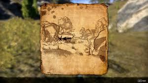 Eastmarch Ce Treasure Map Eso Elder Scrolls Online Dark Brotherhood Gold Coast Treasure