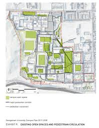 Nih Campus Map Georgetown University U0027s Revised 20 Year Campus Plan Revealed