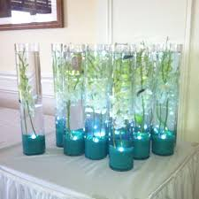 Beach Theme Centerpiece Ideas by Centerpieces For Beach Themed Baby Shower With Real Fish And