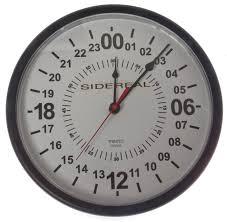 quartz kitchen clock movement