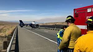 Wild Fire Near Billings Mt by 1 Killed In I 90 Crash Caused By Wildfire Smoke Near Vantage