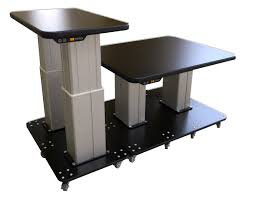 H Enverstellbarer Tisch Elektrischer Ionbench Tisch Für Hplc Uhplc
