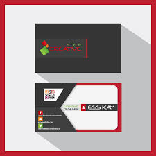 envelope style business card best psd freebies
