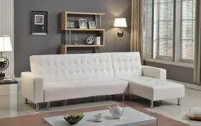 Sofa Bed White Leather White Leather Sectional Sofa Quality Products At The Lowest Prices