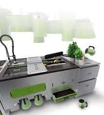 kitchen decorating new kitchen ideas futuristic devices kitchens