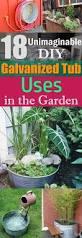 18 unimaginable galvanized tub uses in the garden balcony garden web