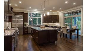 Kitchen With Brick Backsplash 40 Inviting Contemporary Custom Kitchen Designs U0026 Layouts