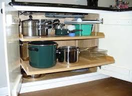 Slide Out Shelves by Pull Out Shelves For Kitchen Cabinets Ellajanegoeppinger Com