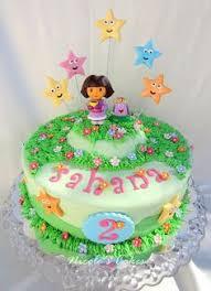 artist palette birthday cake cake decorating ideas