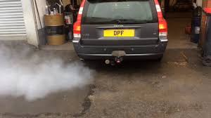 volvo co volvo v70 dpf regeneration after cleaning procedure at www