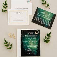 invitation designs 30 creative wedding invitation designs for every style of