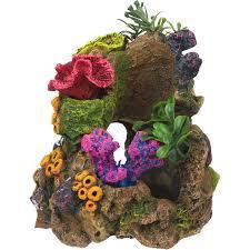 best ideas of aquarium decorations also aquarium ornaments cool fish