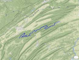 Michaux State Forest Map by Group