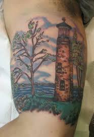 Lighthouse Tattoo Ideas 75 Best Tattoo Images On Pinterest Lighthouse Tattoos