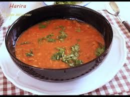 cuisine marocaine harira harira soupe marocaine