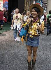 Toy Story Halloween Costumes Jessie Toy Story Homemade Costume Halloween Ideas