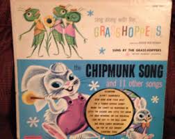 chipmunk song etsy