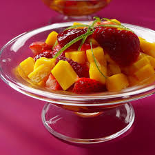 jose cuervo mango margarita strawberry mango margarita compote recipe eatingwell