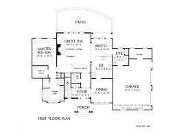 Donald A Gardner Floor Plans by House Plan The Walterboro By Donald A Gardner Architects