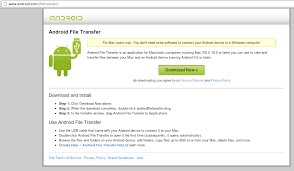 android file system nexus 7 how to access files from a mac