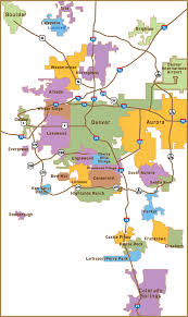 denver schools map denver relocation map for denver and the suburbs