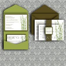 rustic wedding invitations kits make your own wedding invitations