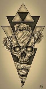 roses skull crown done by billy porter tattoos skull bleeding rose