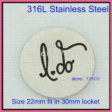 locket plates wholesale 22mm size floating locket plates fit in 30mm lockets