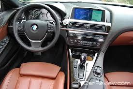 bmw 6 series convertible review 2012 bmw 650i convertible interior car reviews and at