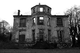 french country mansion goussainville vieux pays paris france 2015 wasteland