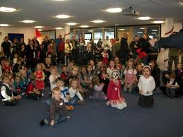 corporate christmas childrens party aberdeen venue in scotland