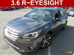 subaru legacy 2016 interior 2016 carbide gray metallic subaru legacy 3 6r limited 107724331