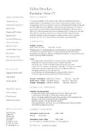 new grad nursing resume template pediatric psychiatrist resume new grad practitioner resume
