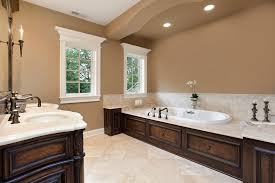 brown and white bathroom ideas brown tile bathroom paint gen4congress