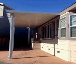 Mobile Awnings Mobile Home Aluminum Siding Installation