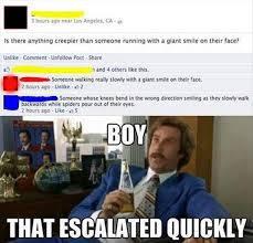 Boy That Escalated Quickly Meme - boy that escalated quickly meme dumpaday 3 dump a day