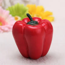 Chili Pepper Home Decor Kinds Of Plastic Vegetables Food Decoration Tomato Carrot Egg Home