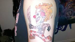 juggalo hatchet tattoo design real photo pictures images