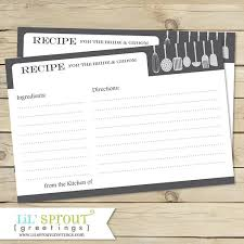 blank recipe cards template eliolera com