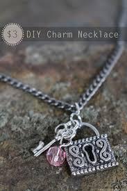 necklace charm diy images 3 diy charm necklace tutorial the diy dreamer jpg
