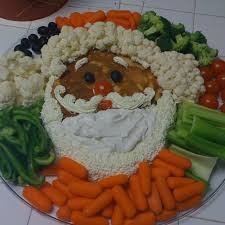 beauteous christmas veggie trays dazzling christmas inspiring
