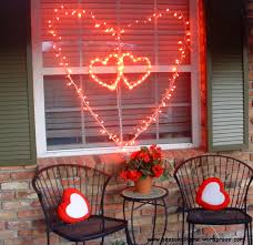 Valentine Home Decorations Large Valentine U0027s Day Decoration Idea The Seasonal Home