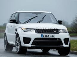 range rover sport modified land rover range rover sport svr 2015 pictures information