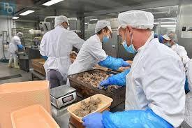 cuisine centrale le mans nantes le défi de la cuisine centrale info nantes maville com