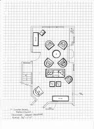 fresh transitional family room floor plan remodel interior