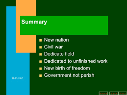 the problem with powerpoint the gettysburg address slides