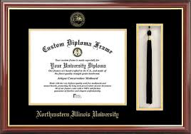 of illinois diploma frame northeastern illinois diploma frames certificate