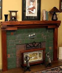 Mosaic Tile Fireplace Surround by Glass Stone Blend Mosaic Tile Fusion Blend Series Walnut
